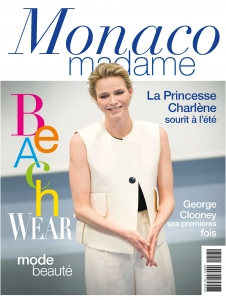 Monaco Madame Magazine Issue n57 June 2015