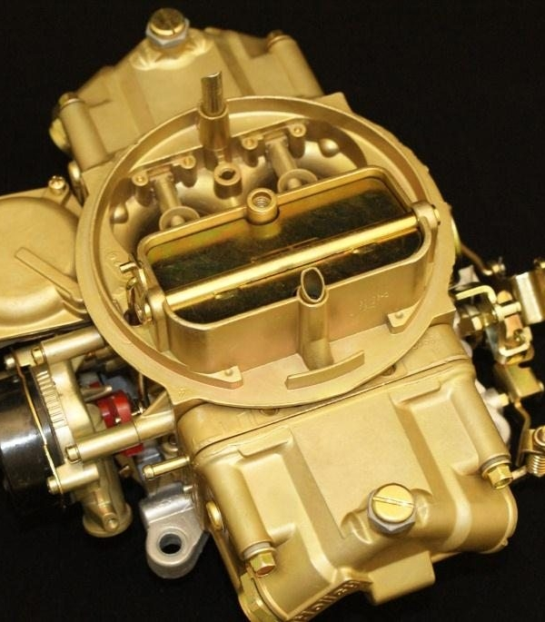 Holley Vacuum Secondary (reco)
